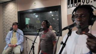 Sierra Leone's Refugee All Stars Video - Sierra Leone's Refugee All Stars - Kali (Live on KEXP)