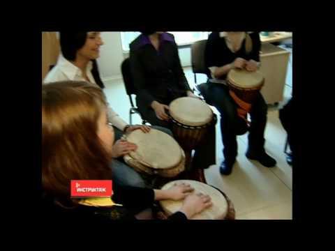 Школа Барабанов Мира: в Вашем офисе!
