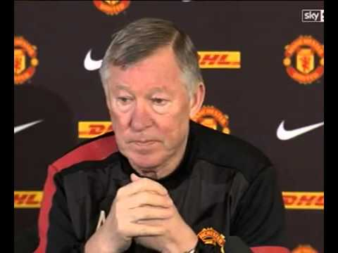 Sir Alex Ferguson discusses Manchester United's signing of Wilfried Zaha.