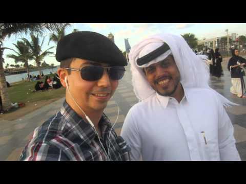 سائح بريطاني في السعودية - BRITISH TOURIST IN SAUDI ARABIA