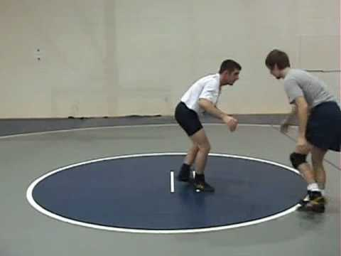 Granby School of Wrestling Technique Series #2 Image 1