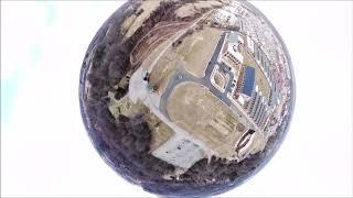 DJI Mavic Air 2x Asteroid Quickshots