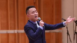 """2019 """"未名春晓·相辉晨曦""""北大复旦纽约春晚 - 歌曲《Can't help falling in love》"""