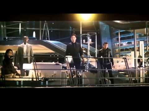 ドラマ「エージェント・オブ・シールド」で流れたトレイラー映像にはソーのハンマーを持ち上げようとするアベンジャーズのシーンが追加されたもの!