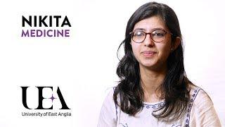 Medicine | Life as a medical student at Norwich Medical School, UEA | Nikita