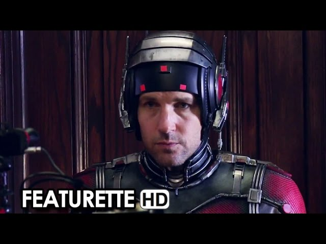 Ant-Man Featurette 'Recruitment' (2015) - Paul Rudd, Michael Douglas HD