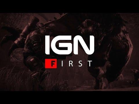Evolve: Nest Mode Reveal - Monster Gameplay In 60 Fps - Ign First video