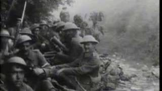Battle of the Somme - Real Footage