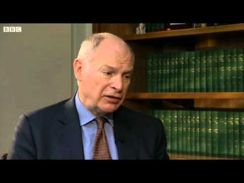 Lord Neuberger, UK's most senior judge, voices legal aid fears