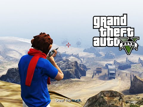GTA 5 Online Mission: Coasting - Revolutionary Mae