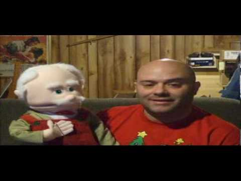 I Saw Mommy Kissing Santa Claus John M Attard and Luigi Ventriloquist Comedian