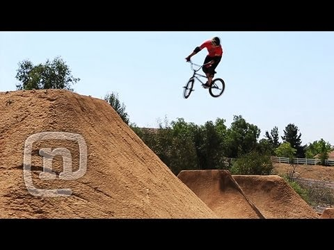 SoCal BMX Double Dirt Session With...