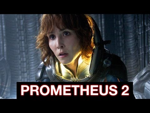 Prometheus 2 Sequel Paradise - Noomi Rapace Interview