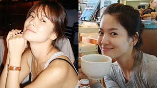 송혜교 Song Hye Kyo without make up