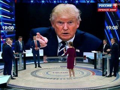 60 минут. Партнеры или угроза: как трактовать слова Трампа о России? Ток-шоу от 12.01.17
