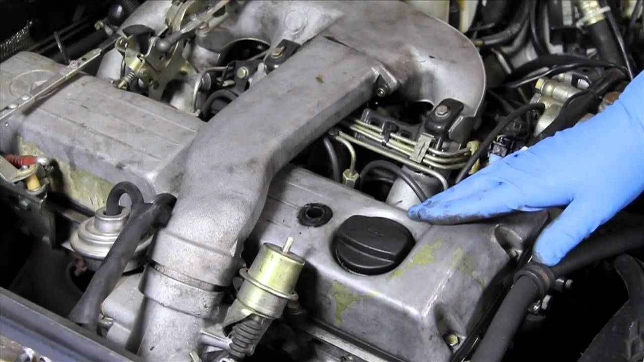 Valve Cover Breather Oil Leak Fix Solution For Om 602 And