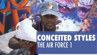 Conceited Styles the Air Force 1 High | Kicks and Fits