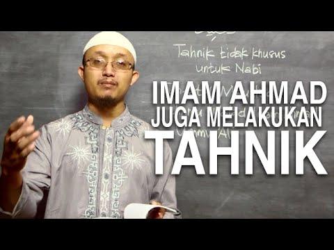 Serial Kajian Anak (21): Imam Ahmad Juga Mentahnik - Ustadz Aris Munandar