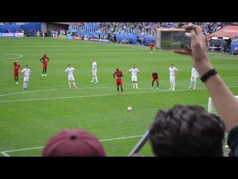 Cristiano Ronaldo Goal 24.06.2017_Роналду забивает пенальти в Петербурге