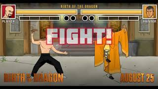 Can you defeat the Shaolin Master?