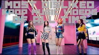 Download Lagu Most Disliked Kpop Music Videos of All Time Gratis STAFABAND