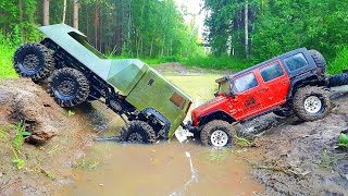 RC Extreme Pictures - RC Cars Off Road 4x4 Adventure - Mudding 4x4 Trucks