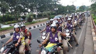 Hyderabad police introduced 'Women on Wheels' patrol teams