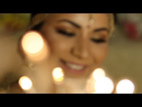 IS THIS DEEPIKA PADUKONE'S BRIDAL/WEDDING LOOK? Indian Bridal Hair and Makeup Tutorial