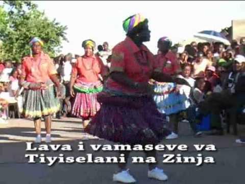 南アフリカ発のカオスなダンスミ...