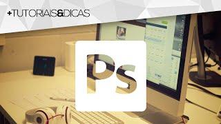 Tutorial Photoshop - Como criar um LOGO minimalista