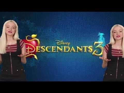 Descendants 3 Special Teaser of Dove Cameron