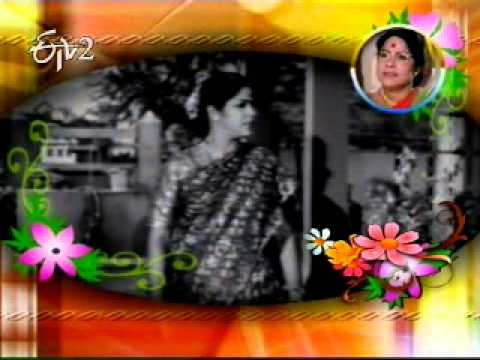 ETV Special story on Tollywood Actress Suryakantham Part 1
