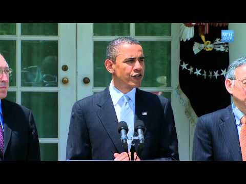 President Obama on the Ongoing Response to the Deepwater BP Oil Spill