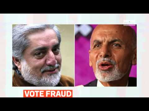 mitv - Afghan poll: Abdullah supporters march against 'fraud'