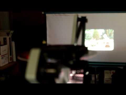 Super Duper Looper on Elmo CL 16mm Projector