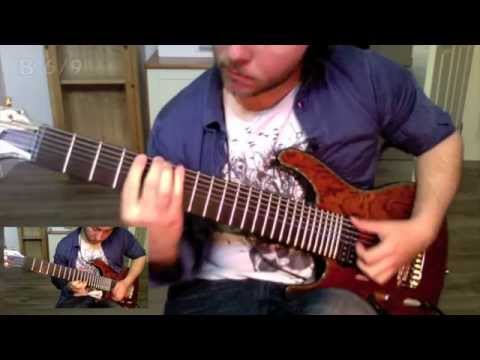 8 String Guitar Jazz Chords Shapes (With Chart!)
