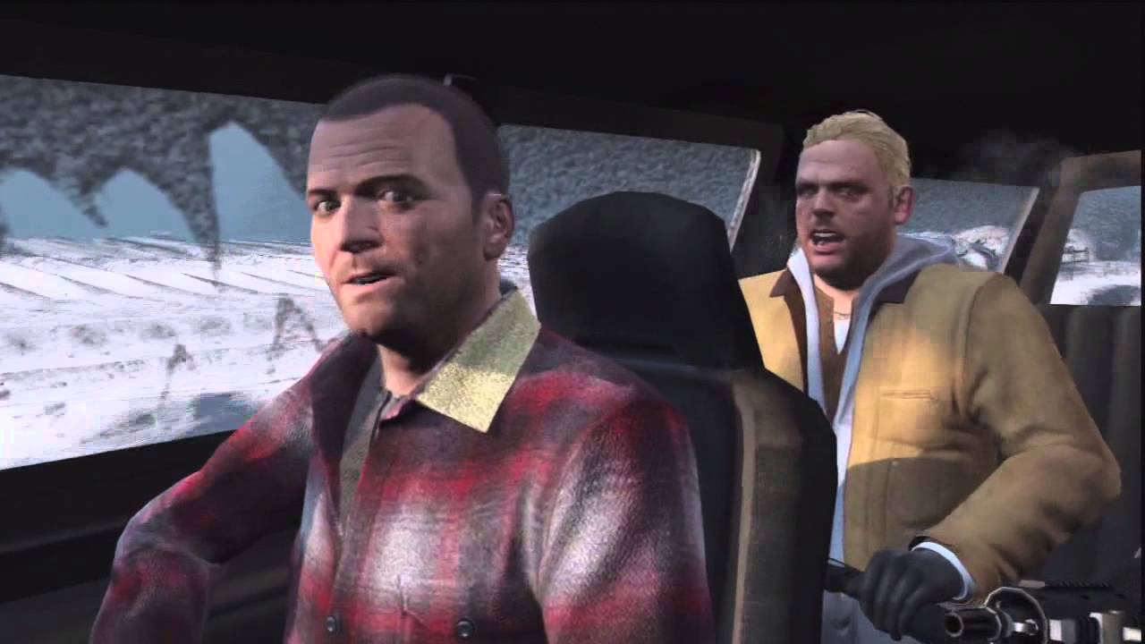 Gta 5 Prologue With Michael Amp Trevor Youtube