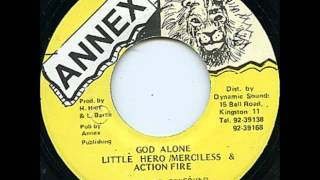 God Alone Riddim (Annex)1995 Mix By Djeasy