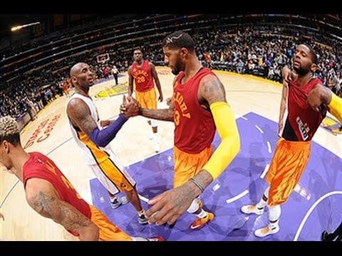 Indiana Pacers vs Los Angeles Lakers - November 29, 2015