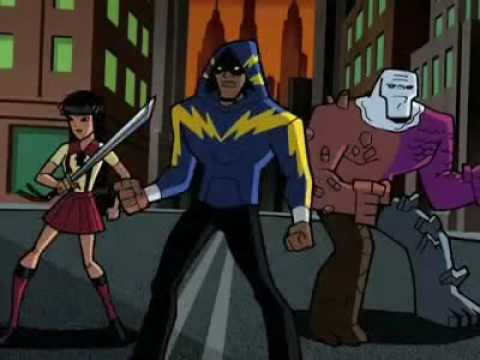 "BATMAN: THE BRAVE AND THE BOLD The OUTSIDERS & The ""Duel of the Double Crossers!"" Episode!"