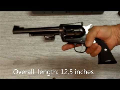 Ultimate Survival Gun: Ruger Blackhawk .357 mag/9mm Convertible Revolver Part 1 of 2