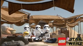 ARE THEY NICE GUYS? - Lego Star Wars : The Force Awakens - 😰 - #07