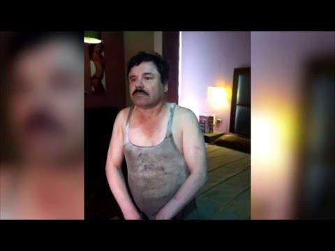 Detienen al Chapo Guzman en Mexico - Imagenes-2016