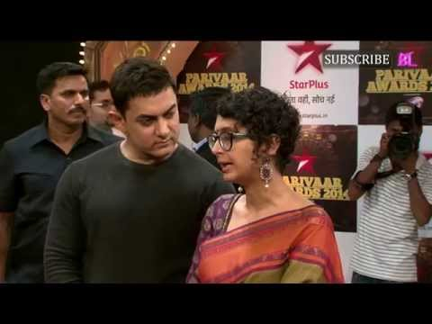 Star Parivaar Awards 2014  | Aamir Khan |
