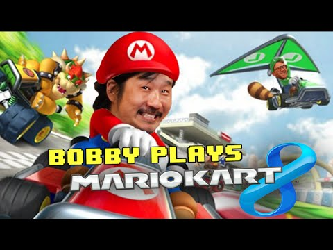 Mario Kart 8: This Game Sucks w/ Bobby Lee