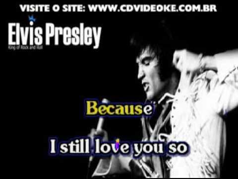 Elvis Presley   Hurt