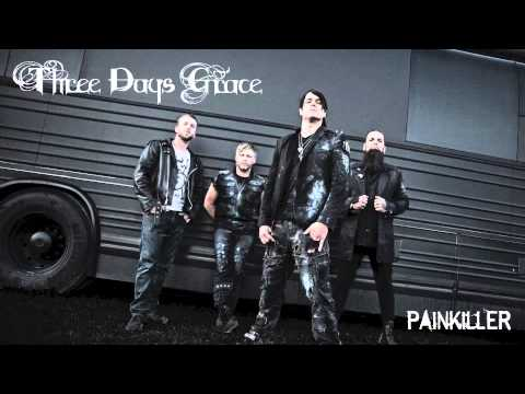 "Three Days Grace - ""Painkiller"""