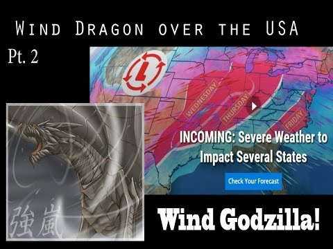 Massive Tornado Outbreak USA possible Today & Tomorrow