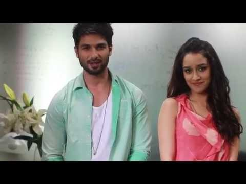 Haider | Shahid Kapoor & Shraddha Kapoor | YouTube Takeover | July 9th