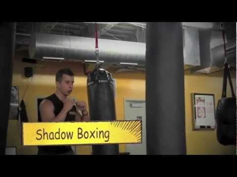 Kickboxing Heavy Bag Workout - Attack! Attack! ATTACK! Image 1